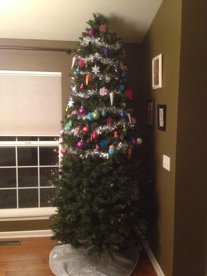 .....I'd imagine the tree will look like this